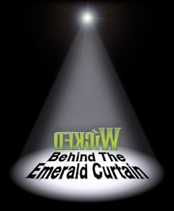 Wicked Behind The Emerald Curtain